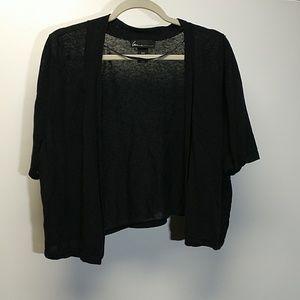 Lane Bryant shurg sweater